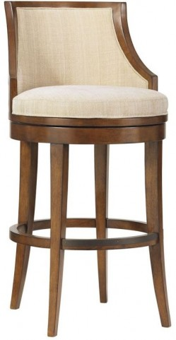 Ocean Club Cabana Swivel Barstool