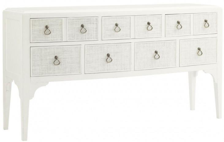 Ivory Key Spanish Point Sideboard