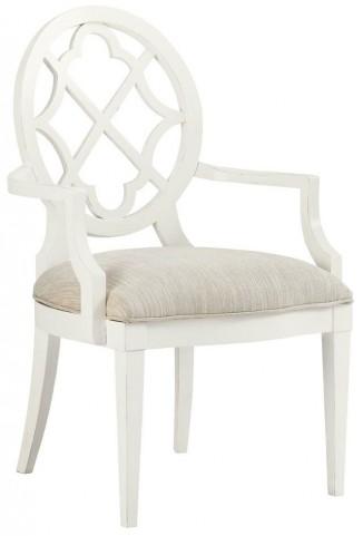 Ivory Key Mill Creek Arm Chair