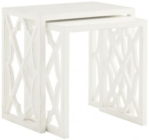 Ivory Key Stovell Ferry Nesting Tables