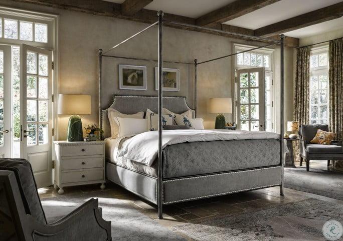 Sojourn Respite Canopy Bedroom Set
