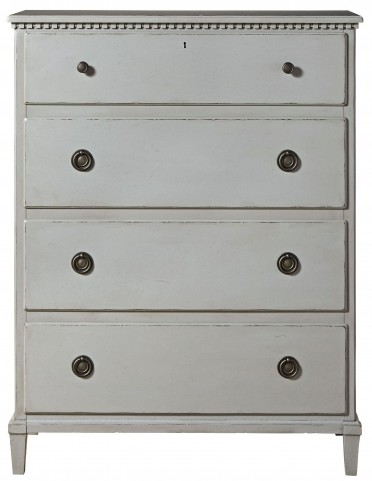 Curated Sojourn Gray Lake Drawer Chest