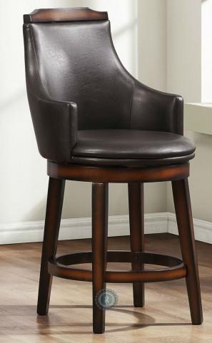 Bayshore Swivel Pub Height Chair Set of 2