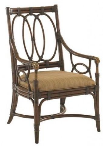 Landara Palmetto Arm Chair