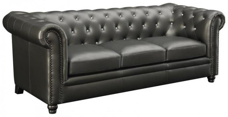 Roy Gunmetal Sofa
