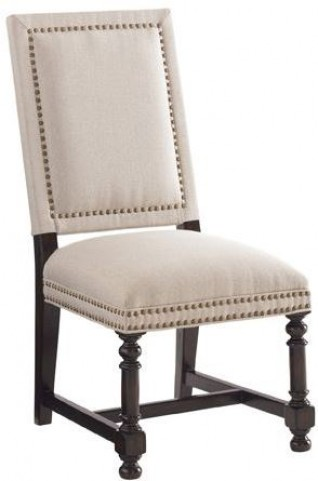 Kilimanjaro Cape Verde Upholstered Side Chair