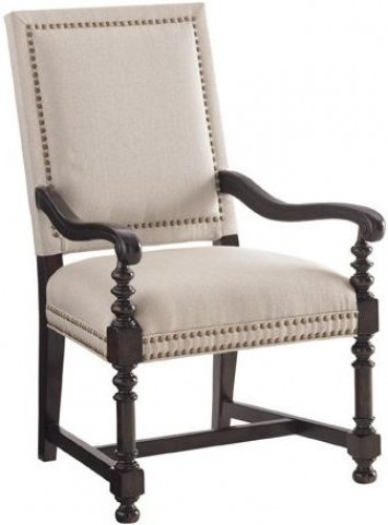 Kilimanjaro Cape Verde Upholstered Arm Chair
