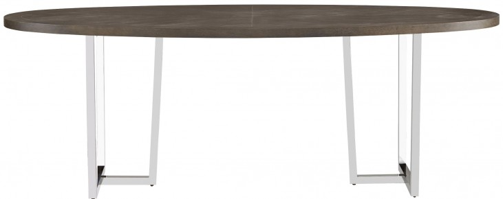 Curated Brownstone Dining Table