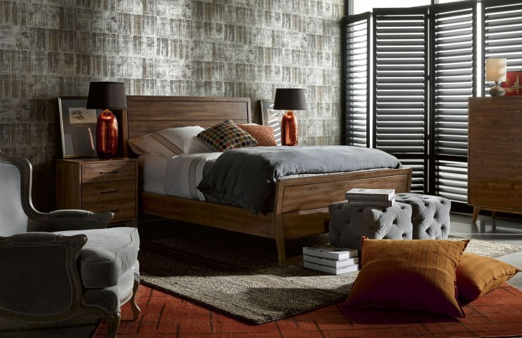 Curated Townhouse Whitney Panel Bedroom Set