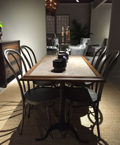 Curated Bistro Large Dining Room Set