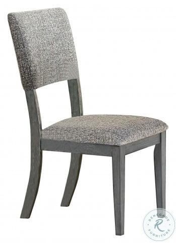 Avenhorn Gray Side Chair Set of 2