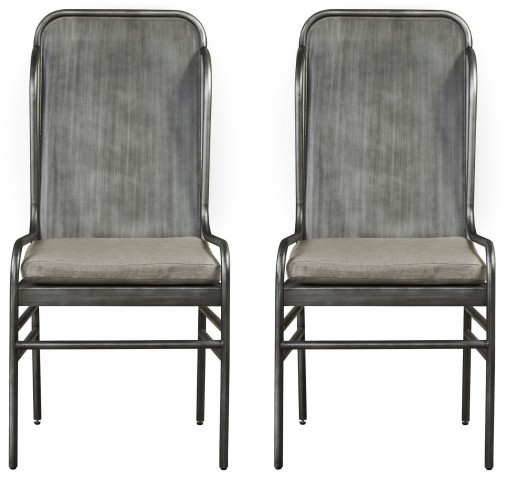 Curated Graystone Academy Chair Set of 2