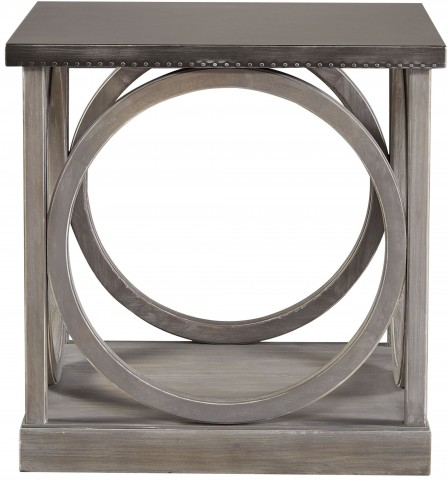 Curated Greystone Carlton End Table