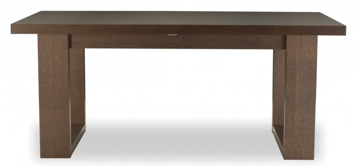 """Tundra Chocolate Extendable 71"""" Dining / Work Table"""
