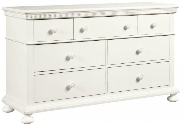 Smiling Hill Marshmallow Dresser