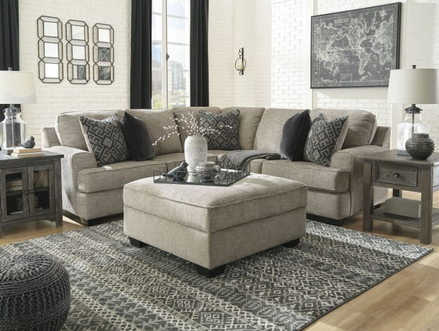 Bovarian Stone Laf Sectional From Ashley Coleman Furniture