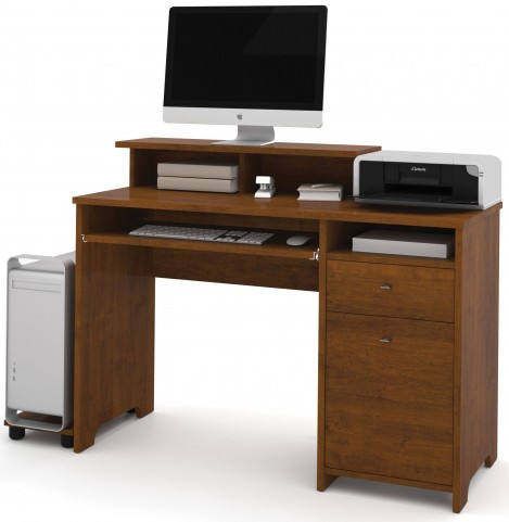 Legend Tuscany Brown Computer Workstation