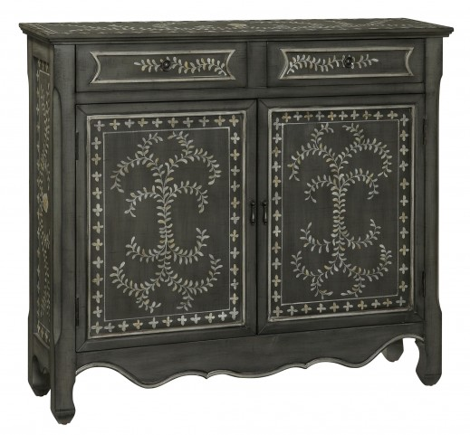 Two Door Two Drawer Cupboard 56414