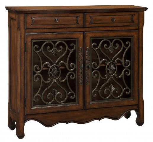 Two Door Two Drawer Cabinet 56416