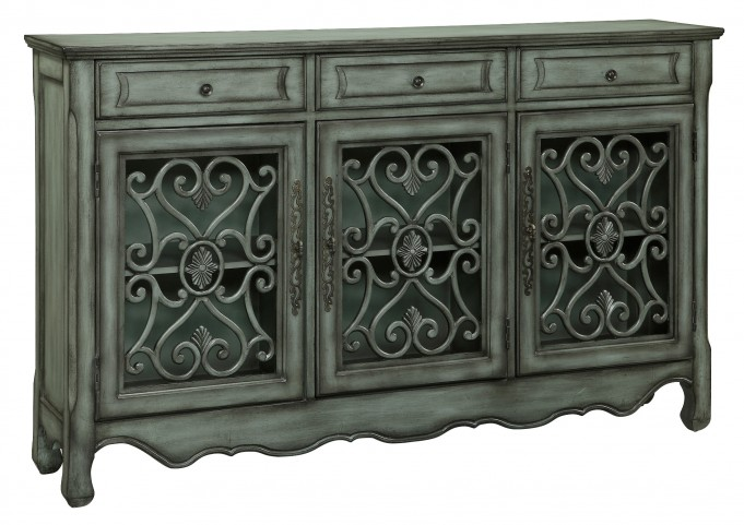Three Door Three Drawer Credenza 56417