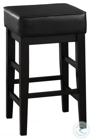 Pittsville Espresso Counter Height Stool Set Of 2
