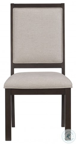 Josie Espresso Side Chair Set Of 2