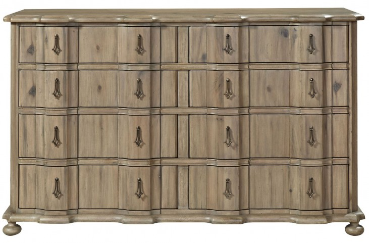 Authenticity Khaki Drawer Dresser