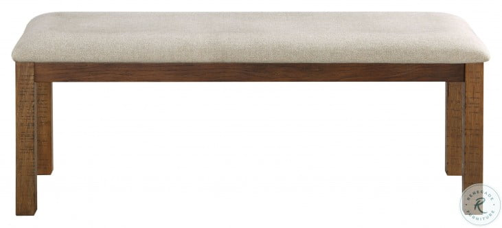 Bonner Beige Bench