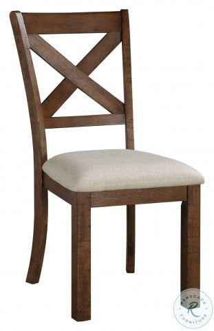 Bonner Beige Side Chair Set Of 2
