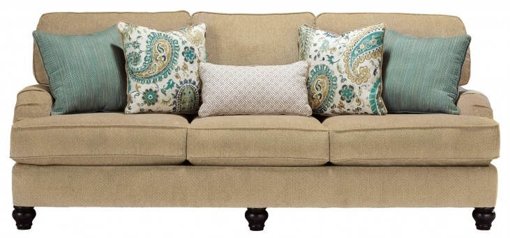 Lochian Bisque Sofa