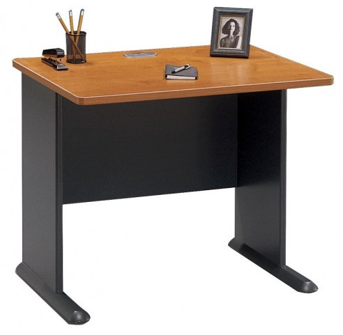 Series A Natural Cherry 36 Inch Desk