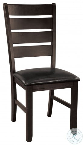 Ameillia Gray Side Chair Set of 2
