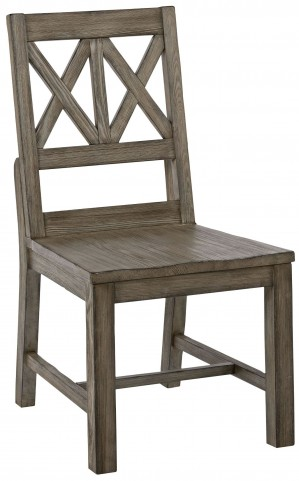 Foundry Driftwood Side Chair Set of 2