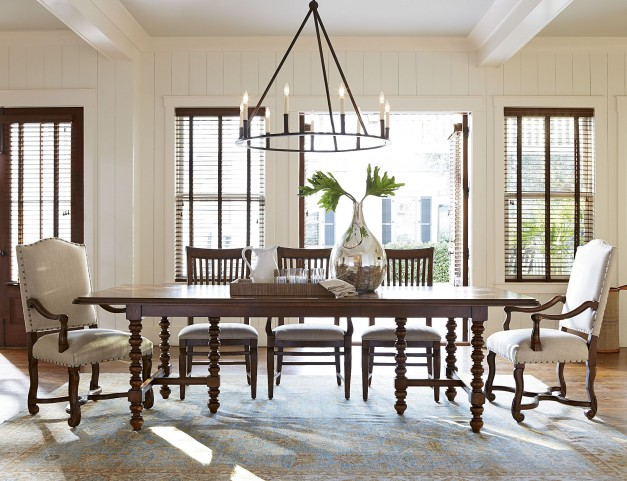 Dogwood Low Tide Dining Room Set