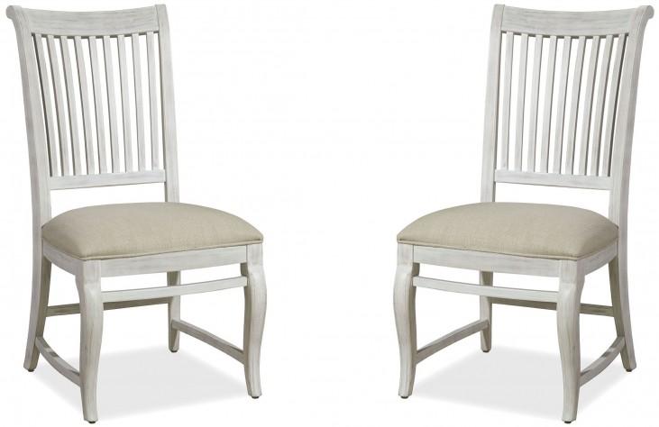 Dogwood Blossom Side Chair Set of 2