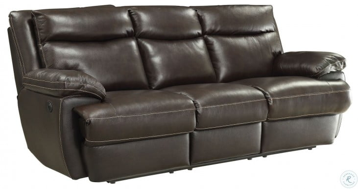 Excellent Macpherson Cocoa Bean Power Reclining Sofa Home Interior And Landscaping Palasignezvosmurscom