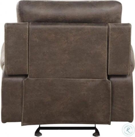 Marvelous Brixton Motion Buckskin Brown Reclining Living Room Set Short Links Chair Design For Home Short Linksinfo