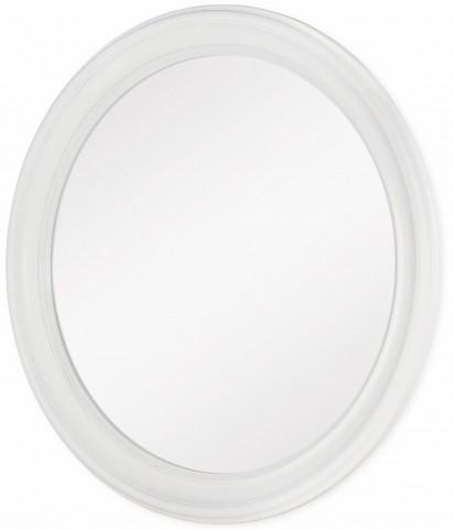 Upstate Bianco Round Mirror