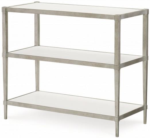 Upstate Bianco Book Table