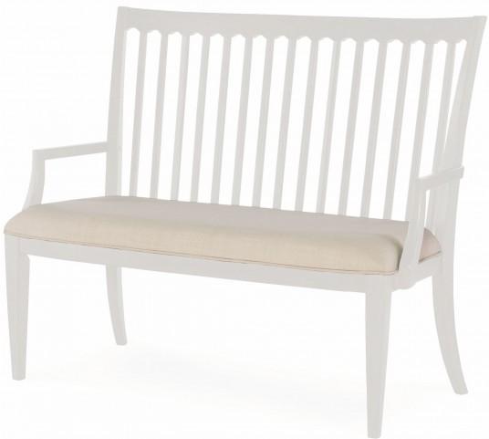 Upstate Bianco Dining Bench
