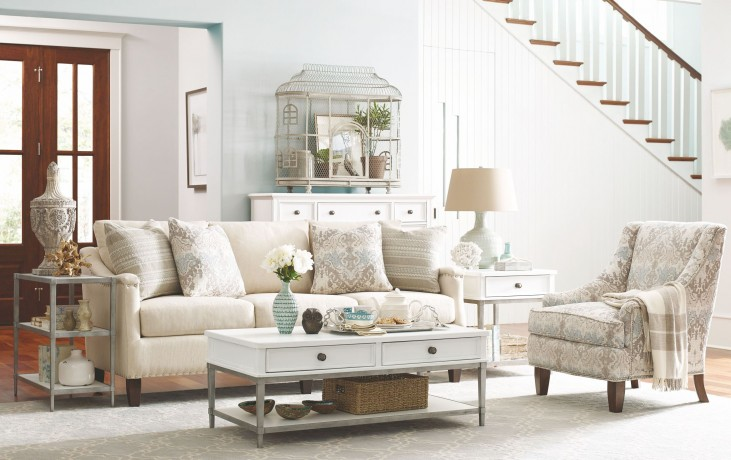 Upstate Bianco Occasional Table Set