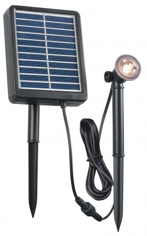 Solar 5W Spotlight