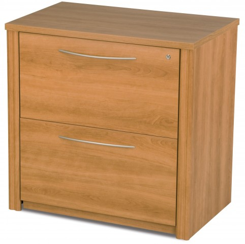 """Embassy Cappuccino Cherry 36"""" Lateral File"""