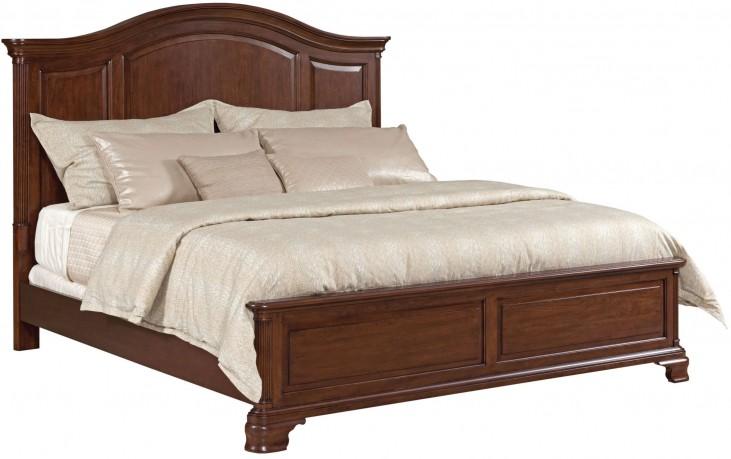 Hadleigh Queen Panel Bed