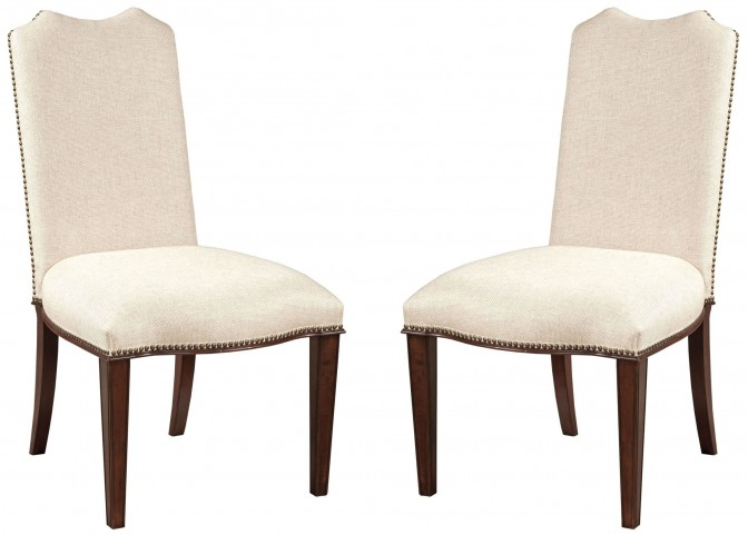 Hadleigh Upholstered Side Chair Set of 2