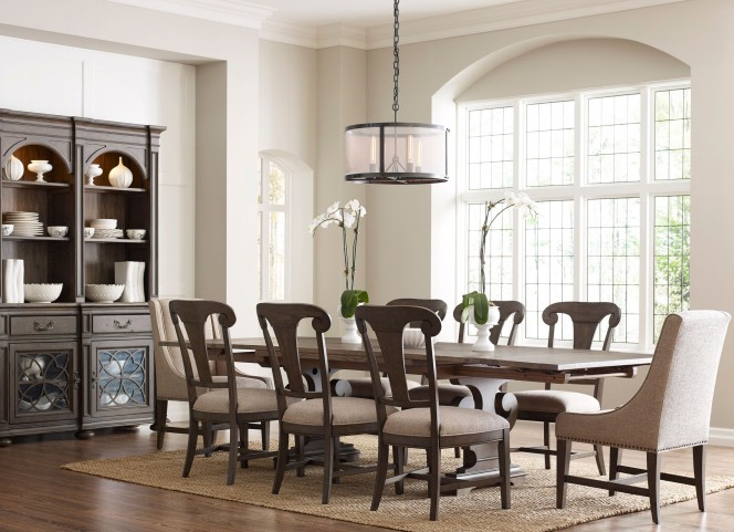 Greyson Crawford Refractory Extendable Dining Room Set