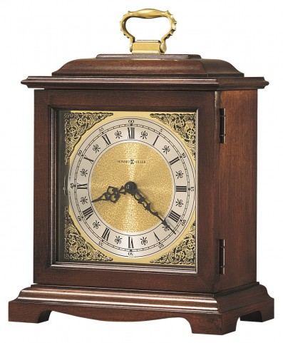 Graham Bracket III Mantle Clock