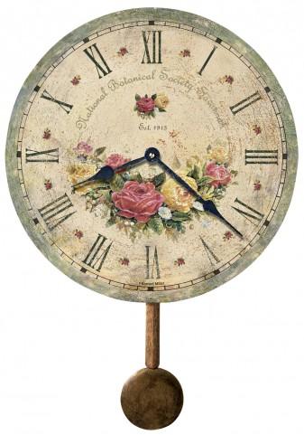 Savannah Botanical Society VI Wall Clock