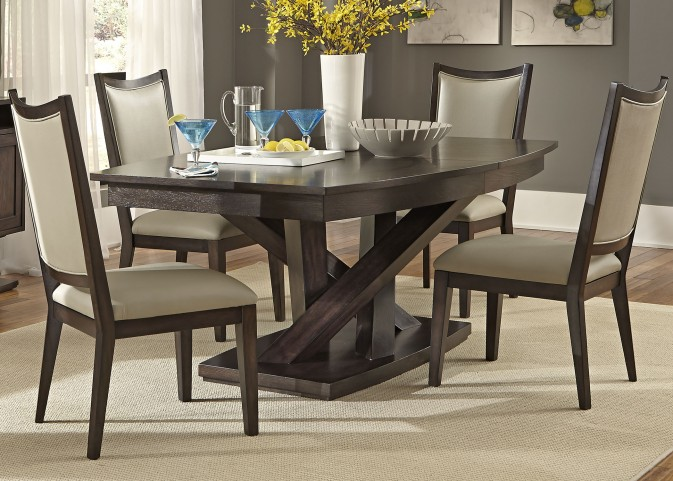Southpark Pedestal Dining Table