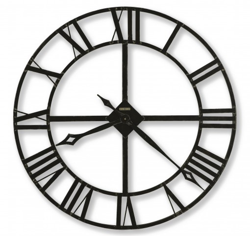 Lacy Wall Clock